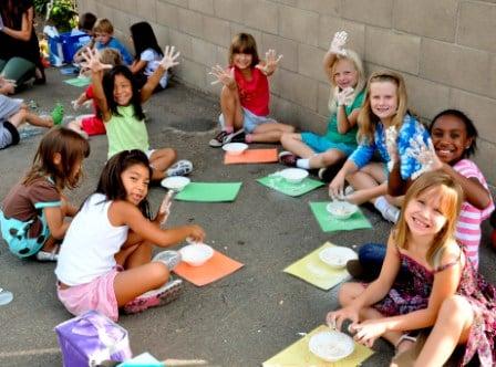 Courtyard School clubs and activities